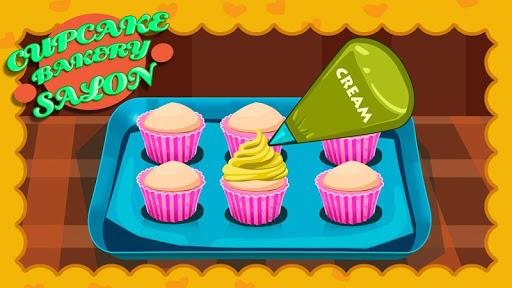 Cupcake Bakery Salon