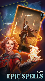 Mod Game Magic: The Gathering - Puzzle Quest for Android