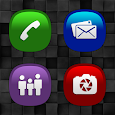 Annabelle Jelly Colors Icons icon