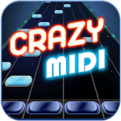 Rhythm Game - Crazy Midi