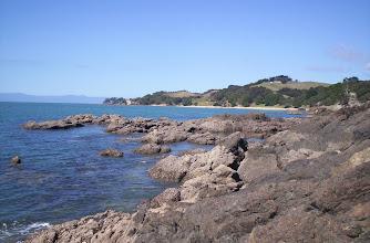 Photo: Taiwawe Beach in the distance