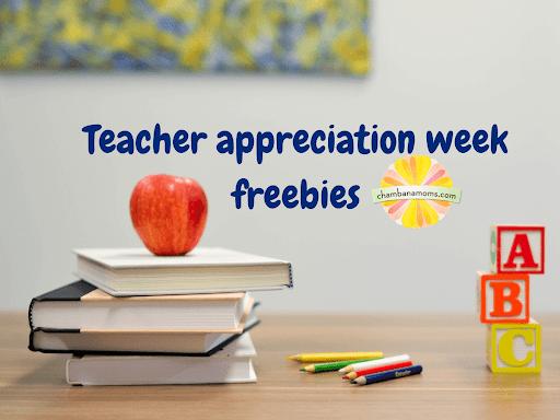 Champaign-Urbana Area Teacher Appreciation Week