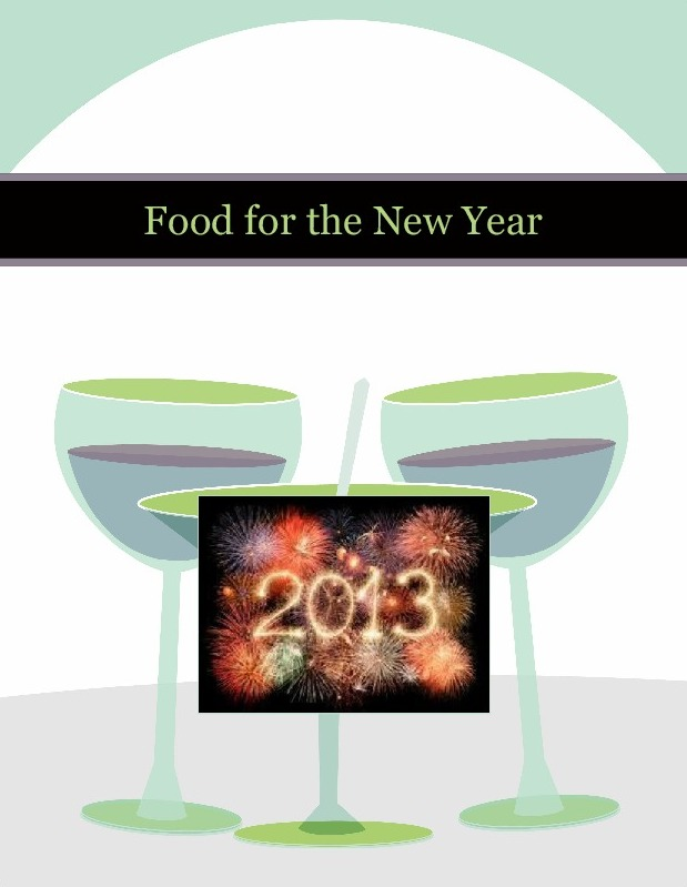 Food for the New Year