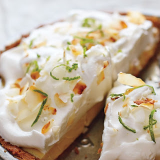 Valerie Aikman-Smith's Key Lime Pie