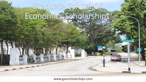 Graduate School Of Economics Scholarships