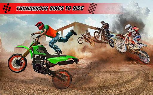 Télécharger Gratuit dirt bike offroad trial jeux de course extrêmes mod apk screenshots 2