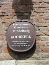 Photo: Protestantse kerken zijn soberder dan de onze.