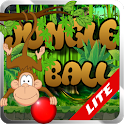 Jungle Ball Lite: Tilt & Draw icon