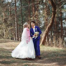 Wedding photographer Irina Ignatenya (xanthoriya). Photo of 23.04.2018