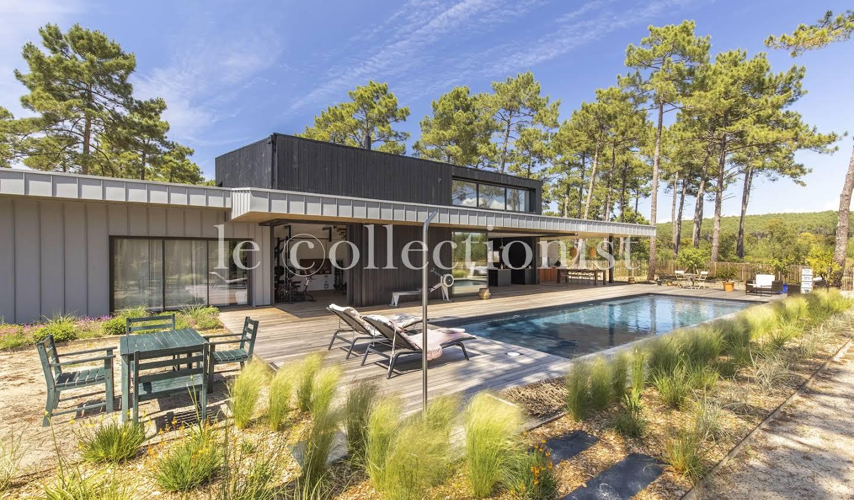 Villa avec piscine Lit-et-Mixe