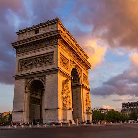 Paris by Theuns de Bruin - Buildings & Architecture Public & Historical ( paris )