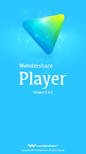 Wondershare Player Screenshot