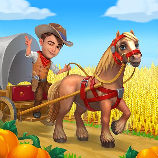 Baixar Wild West: New Frontier. Sua fazenda aguarda! para Android