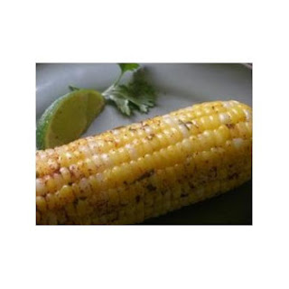 Slow Cooker Fresh Corn On The Cob With Chili and Lime