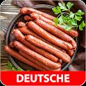 Deutsche rezepte kostenlos offline app icon