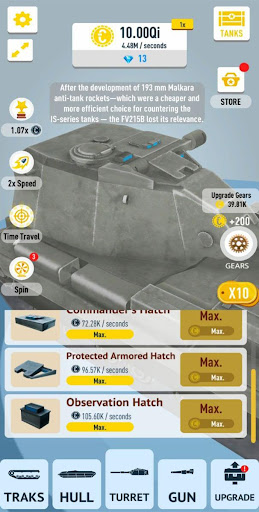 Idle Tanks 3D apkdebit screenshots 8
