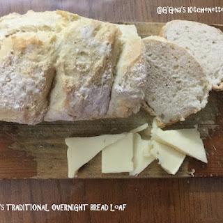 Herbert's Traditional Overnight Bread Loaf #BreadBakers
