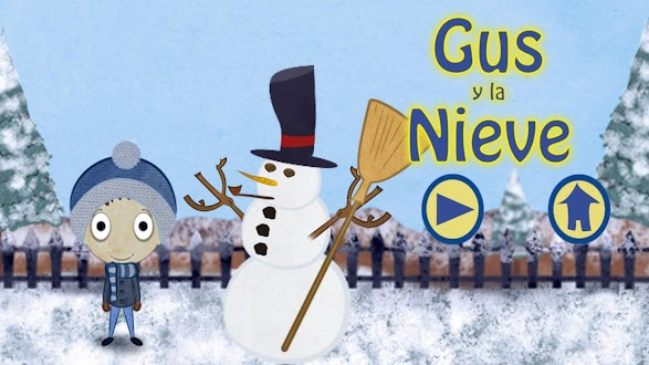 Gus y la nieve Gratis