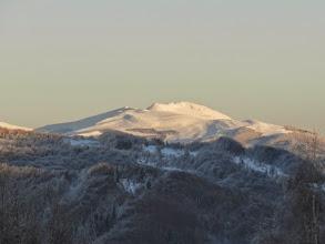 Photo: Przełęcz Wyżna, Bieszczady - widok na Tarnicę