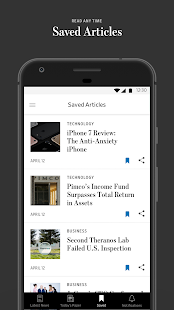 The Wall Street Journal Business & Market News 4.21.1.12 Subscribed - 4 - images: Store4app.co: All Apps Download For Android