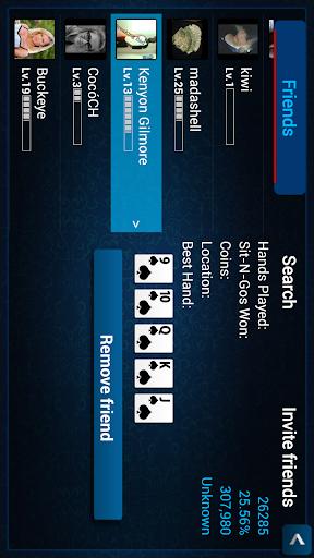 Texas Holdem Poker Pro 4.7.8 screenshots 4