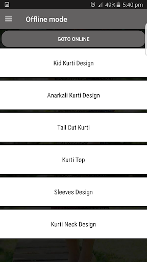 kurti neck design screenshot 3