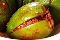 Stuffed Mango Pickle