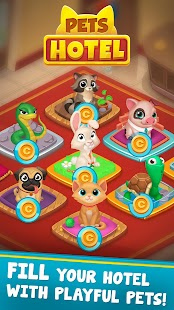 Pets Hotel: Idle Management & Incremental Clicker - náhled