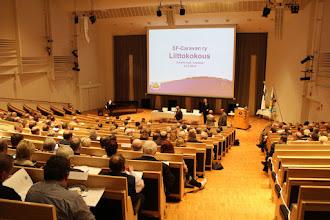 Photo: Lauantaina, 23.5., pidettiin liittokokous.