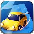 Spin Road: Finger Driver - Free and fun car game