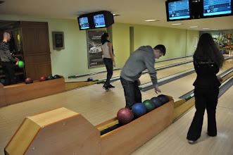 Photo: Tradiční bowlingové odpoledne po rozdání pololetního vysvědčení v Bowling Parku v Ostravě-Hrabůvce (čtvrtek 31. leden 2013).