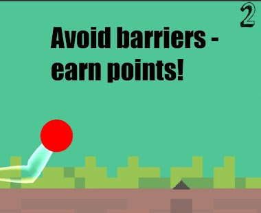 Pixel Ball Runner 2D - náhled