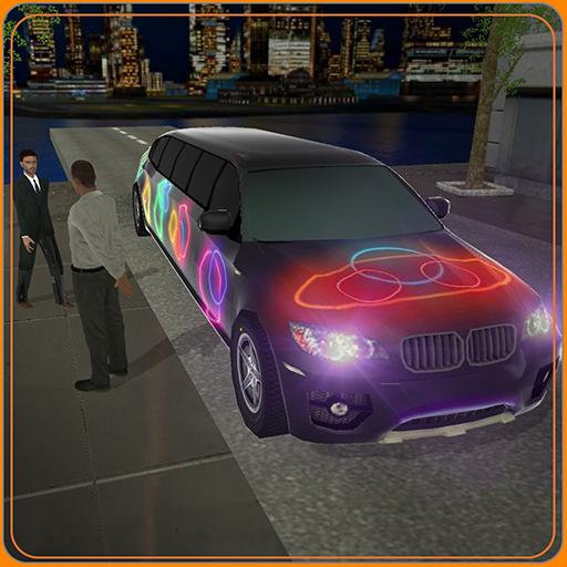 模擬App|黨的豪華轎車司機2015年 LOGO-3C達人阿輝的APP