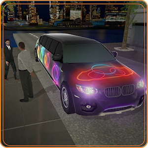 Party limo Driver 2015 for PC and MAC