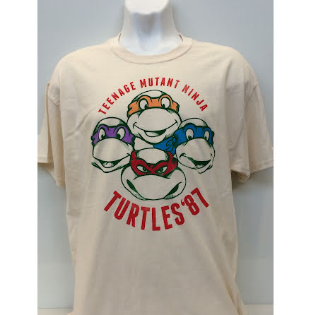 T-Shirt - Turtles 87