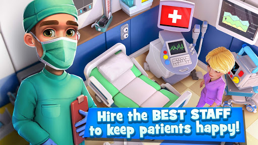 Dream Hospital - Health Care Manager Simulator  screenshots 21