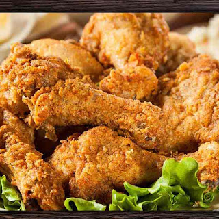 Mom's Best Fried Chicken.