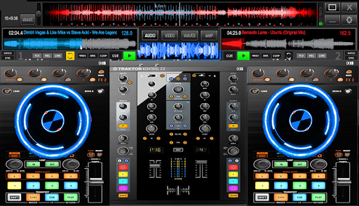 Virtual Music mixer DJ 1 screenshots 2