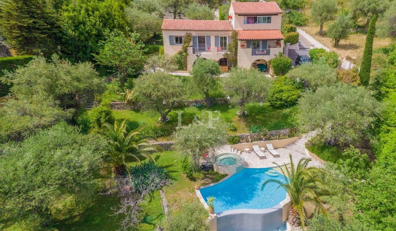 Villa avec jardin Châteauneuf-Grasse