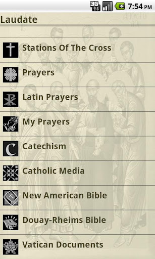 Catholic Mass Daily Readings screenshot 1