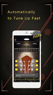 Free Electric Guitar Tuner & Ukulele Tuner APP - náhled