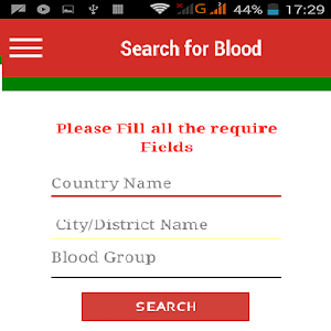PSP Blood Society