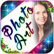 Photo Art Editor - Focus n Filters - Name art icon