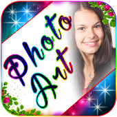 Photo Art Editor - Focus n Filters - Name art