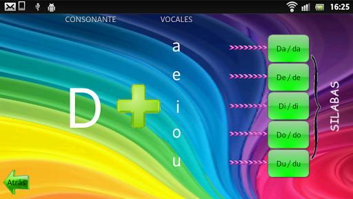 Learn to read in Spanish screenshot 16