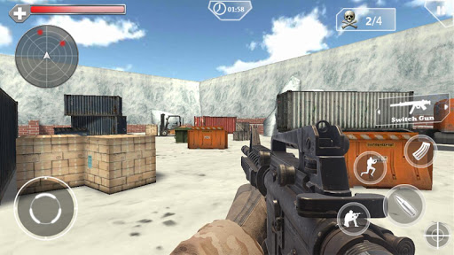 Shoot Hunter-Gun Killer 1.1.6 APK MOD screenshots 2