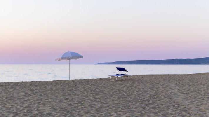Piscinas (Arbus) al tramonto... di Bitop62