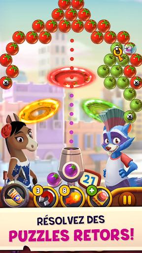 Bubble Island 2: jeu de bulles à éclater  captures d'écran 2