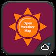 Amber Weather Plugin - OWM icon