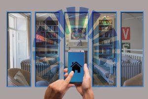 Smart home technology incorporated in the latest Chicago interior design trends